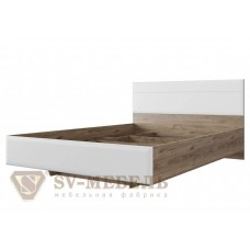 """Кровать 1.6м """"Лагуна 8"""" Люкс"""