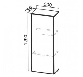 ПН500 к шкафу Н720 (296)