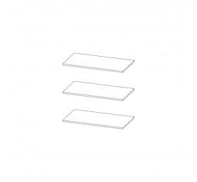 Полки для шкафа (3 шт)